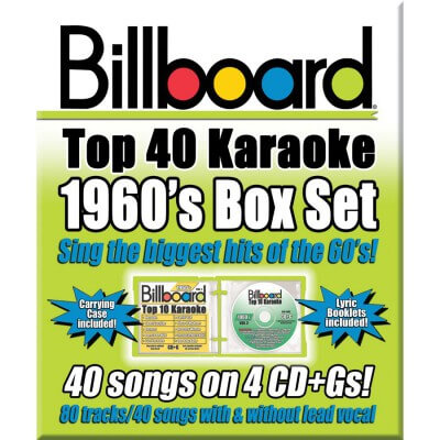 Billboard 60's Box Set