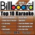 Billboard 70's Karaoke – Vol 4