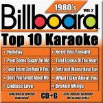 Billboard 80's Karaoke – Vol 2