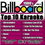 Billboard 80's Karaoke – Vol 3