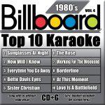 Billboard 80's Karaoke – Vol 4