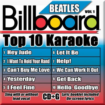 Billboard Beatles Karaoke - Vol 1