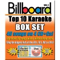 Billboard Top 10 Karaoke - Vol 2
