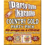 Country Gold Party Pack