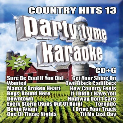 Country Hits 13_email
