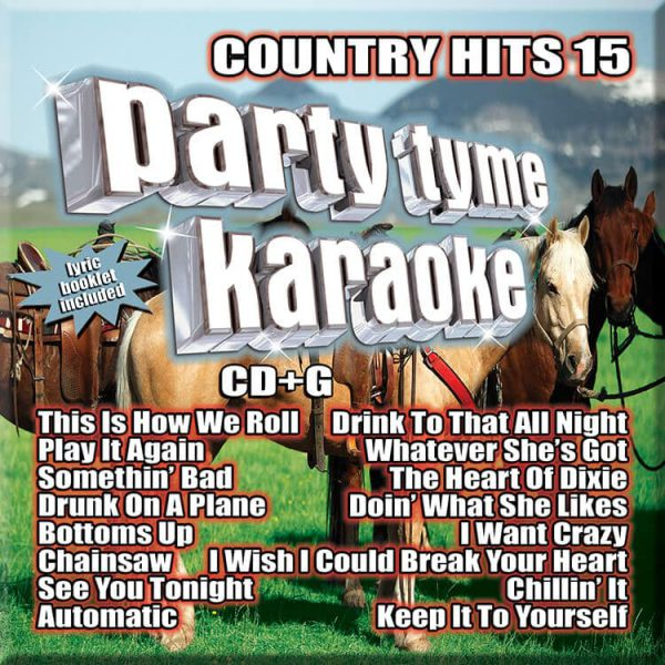 Country Hits 15_email