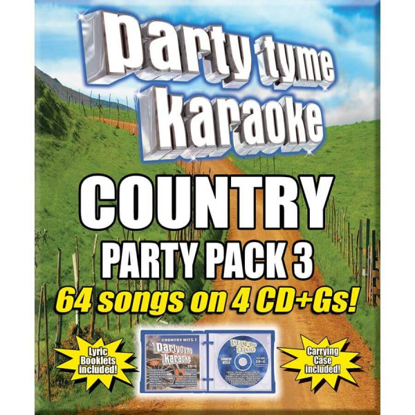 Country Party Pack 3