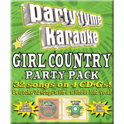 Girl Country Party Pack 1