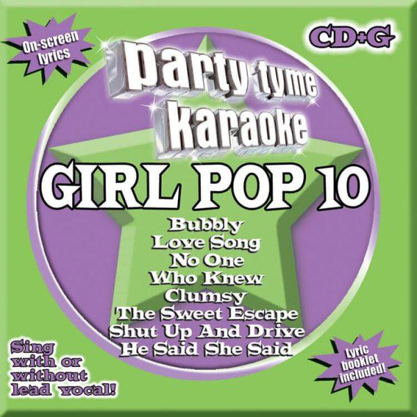 Girl Pop 10