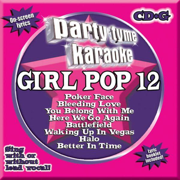 Girl Pop 12