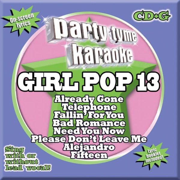 Girl Pop 13