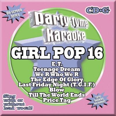 Girl Pop 16