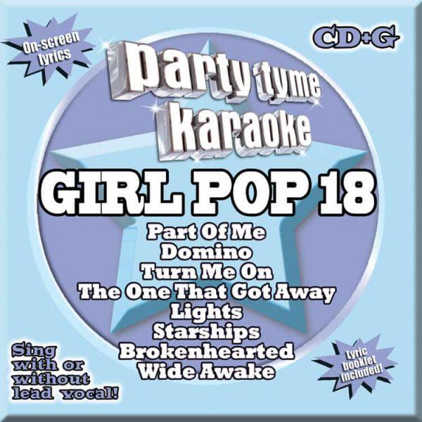 Girl Pop 18