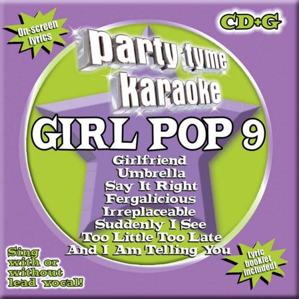 Girl Pop 9