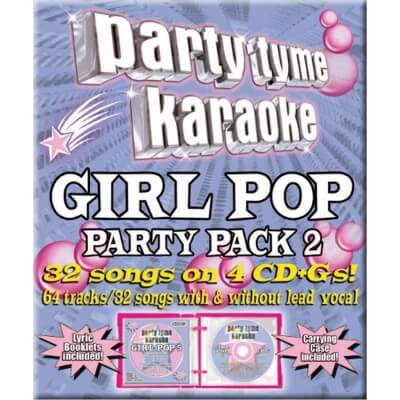 Girl Pop Party Pack 2