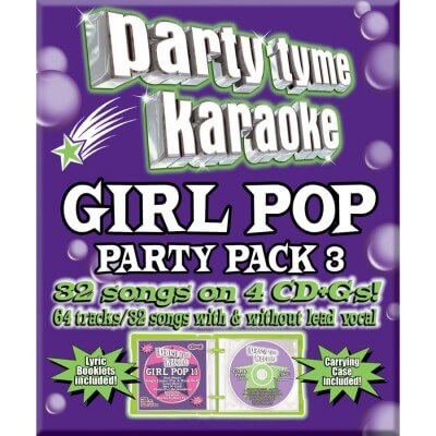 Girl Pop Party Pack 3