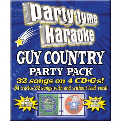 Guy Country Party Pack 1