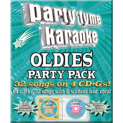 Oldies Party Pack 1