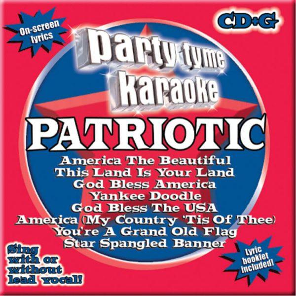 patriotic patriotic songs cd - Patriotic Songs