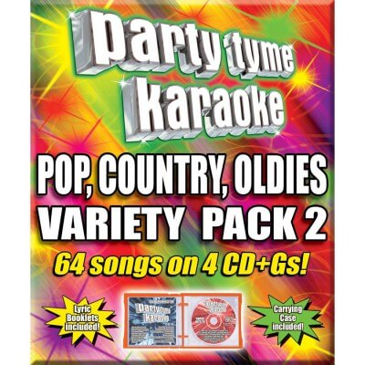 Pop, Country, Oldies Variety Pack 2