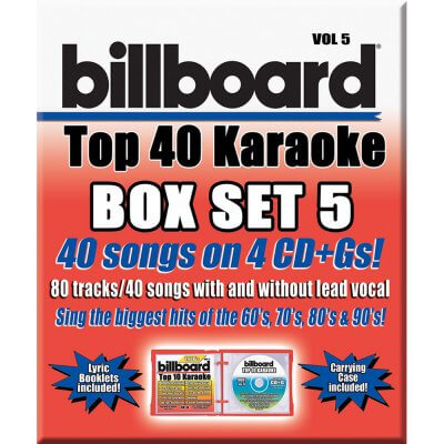BILLBOARD BOX SET 5