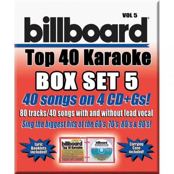 BILLBOARD BOX SET 5