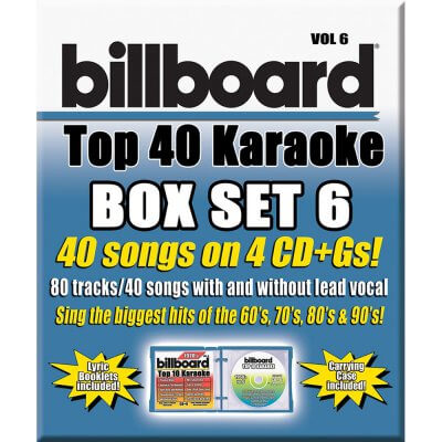 BILLBOARD BOX SET 6