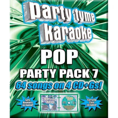 POP PARTY PACK 7