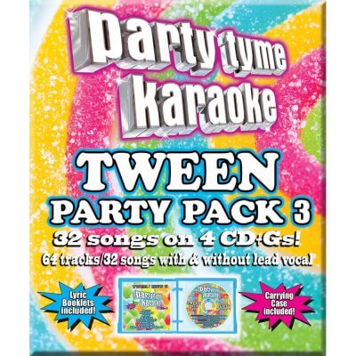 TWEEN PARTY PACK 3