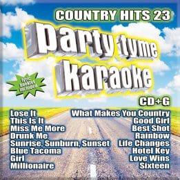 Country Karaoke Songs 2018