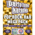 Pop, Rock, R&B Mega