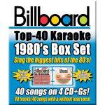 Billboard 80's Box Set