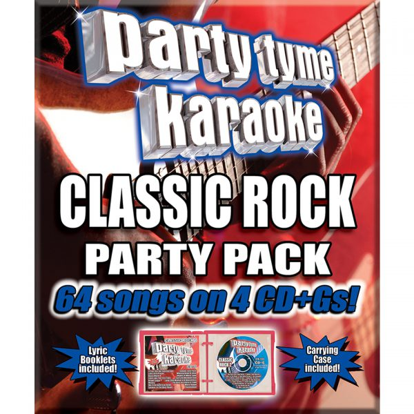 Classic Rock Party Pack