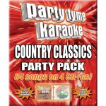 Country Classics Party Pack