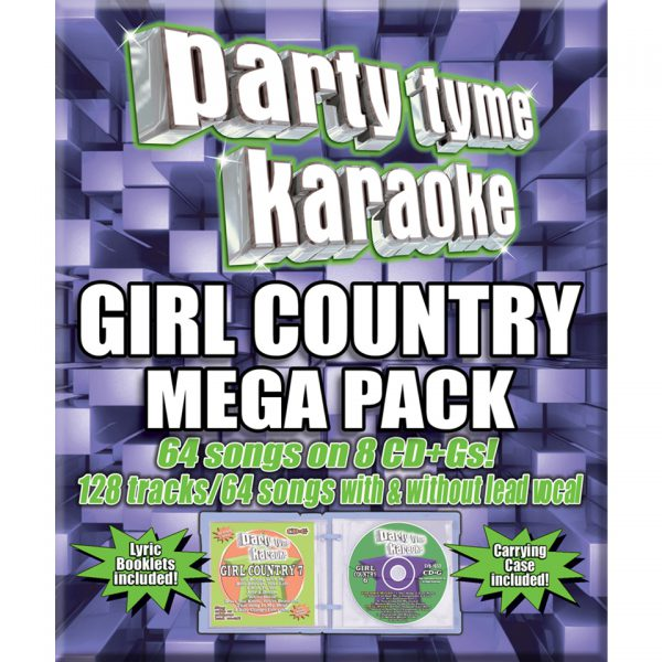 Girl Country Mega Pack
