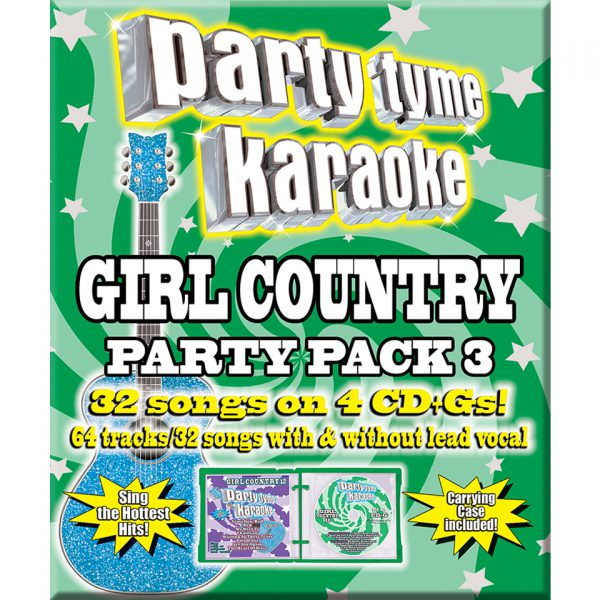 Girl Country Party Pack 3