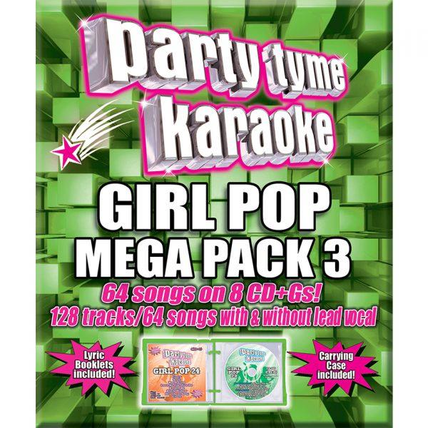 Girl Pop Mega 3