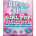 Girl Pop Party Pack 6