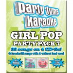 Girl Pop Party Pack 7