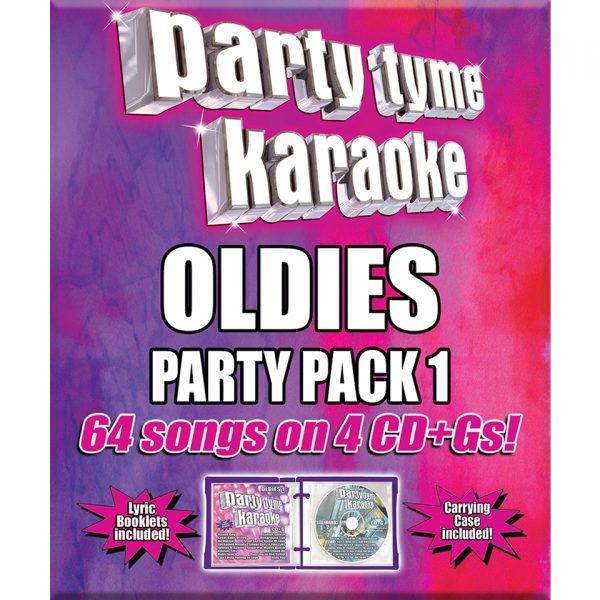 Oldies Party Pack 1
