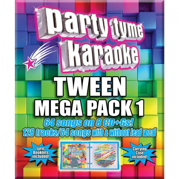 Tween Mega Pack 1